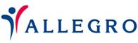 Allegro logó